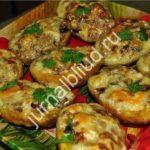 картошка в духовке фото