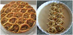 Пирог Соты фото