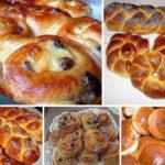 5 рецептов булочек фото