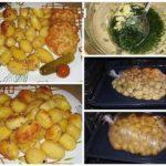 Картофель к праздничному столу - быстро, вкусно, красиво