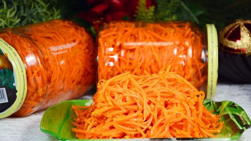 Этот рецепт Вам очень пригодится - Морковь По-Корейски (Корейская морковка)