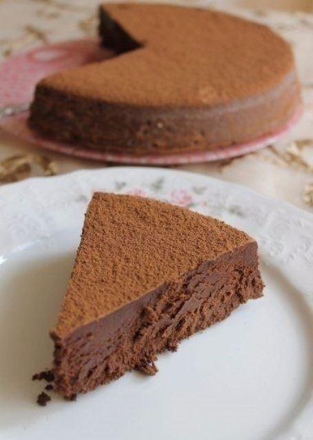 Трюфель Евы Очень шоколадно, очень нежно, просто тает! Печь надо однозначно, чтобы хоть раз почувствовать вкус этого лакомства.