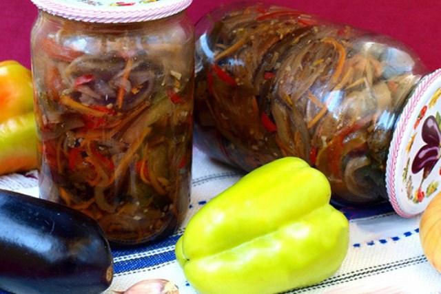 ТЕПЕРЬ Баклажаны ПО-ДРУГОМУ НЕ ГОТОВЛЮ!«Салат из баклажанов по-корейски на зиму» ГОТОВЛЮ КАЖДЫЙ СЕЗОН УЖЕ МНОГО ЛЕТ!