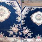 Как легко и быстро почистить ковры!