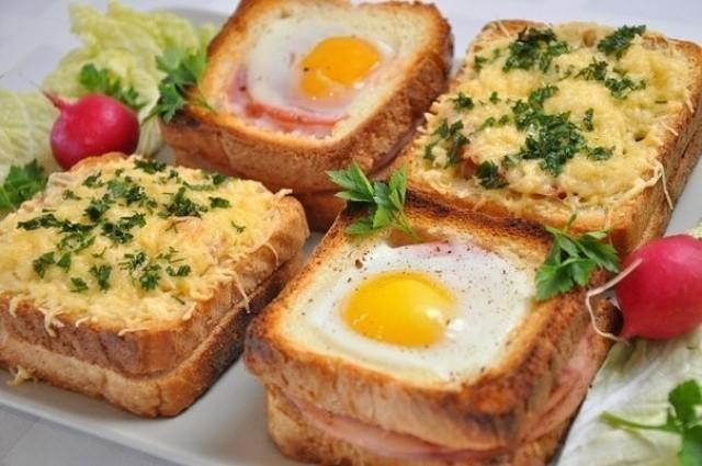 Необычные и вкусные бутерброды к завтраку — рецепт, который всегда выручает!