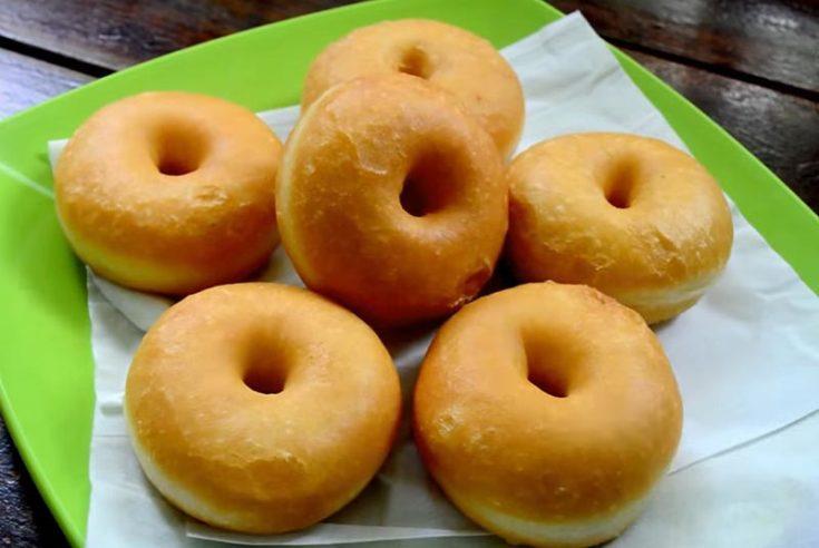 Пышные медовые пончики на молоке — вкуснее не бывает