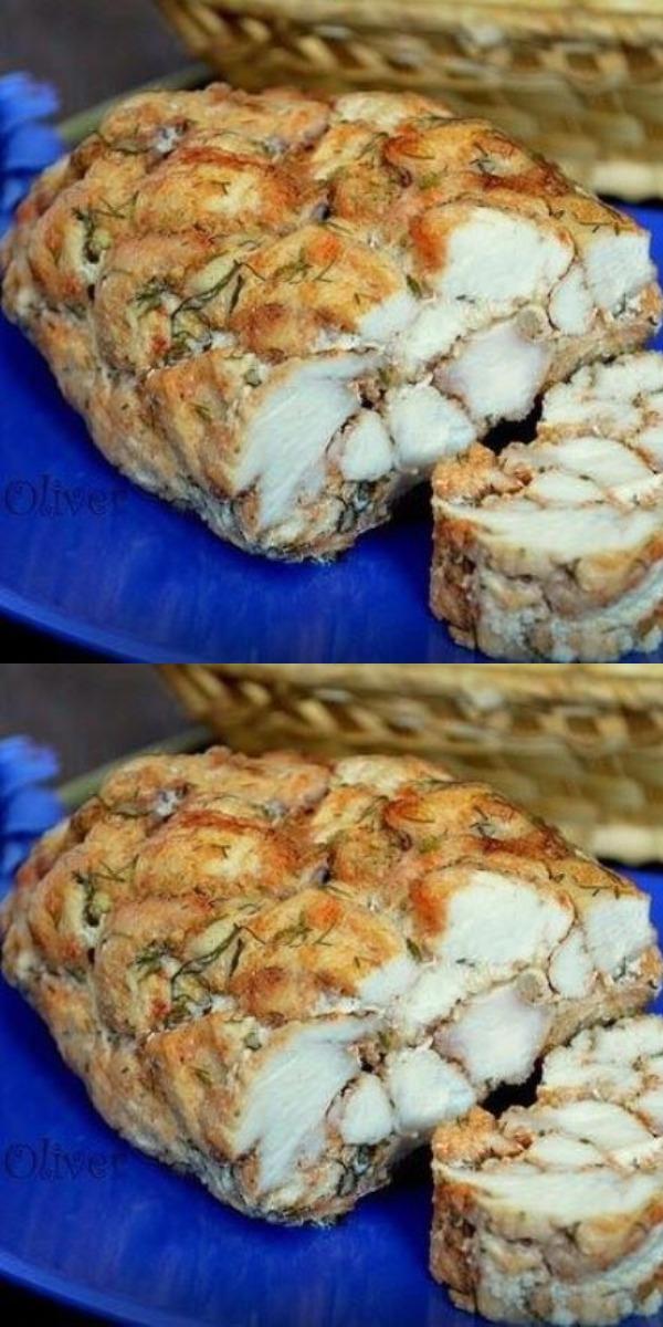 Мраморный мясной орех — пальчики оближешь