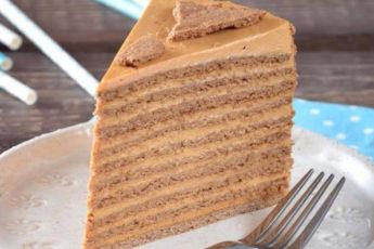 """Очень вкусный Торт """"Коровка"""""""