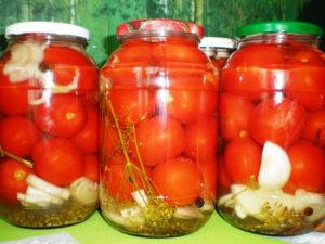 Потрясающие помидоры