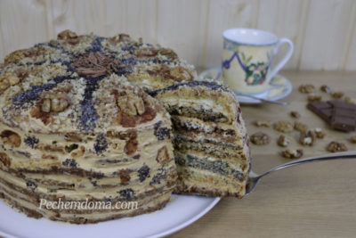 Торт «Дамский каприз»