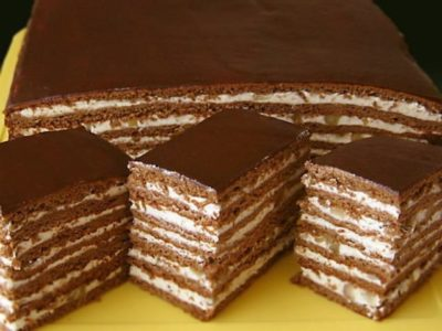Торт «Проще простого»
