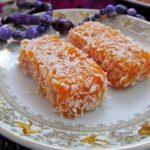 Джезерье - вкуснейшая восточная сладость из моркови (Сezerye)