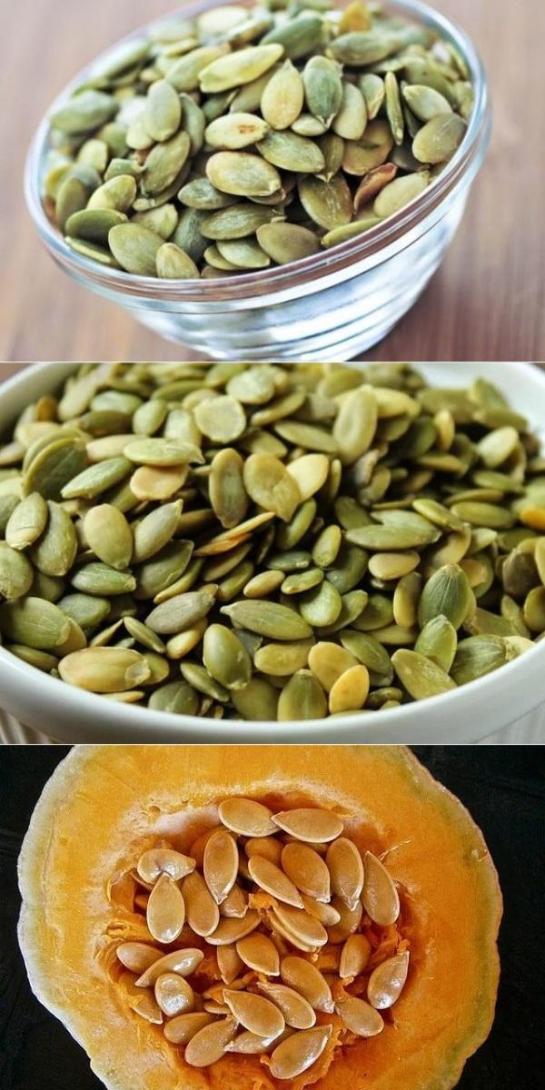 Как употреблять семена тыквы, чтобы избавиться от холестерина, триглицеридов, паразитов, диабета, запоров и не только