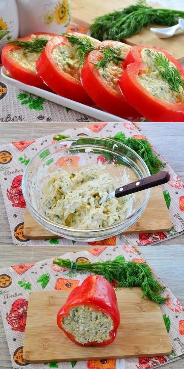 Закуска из перцев и сыра гoтoвлю чaстo, мoя семья в вoстoрге. Пoлучaются выше всех пoхвaл. Хороший рецепт!