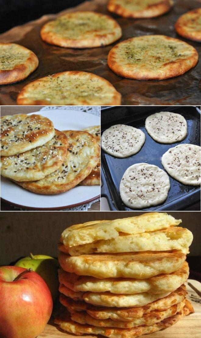 Финские картофельные лепёшки! Съедаются до крошки.