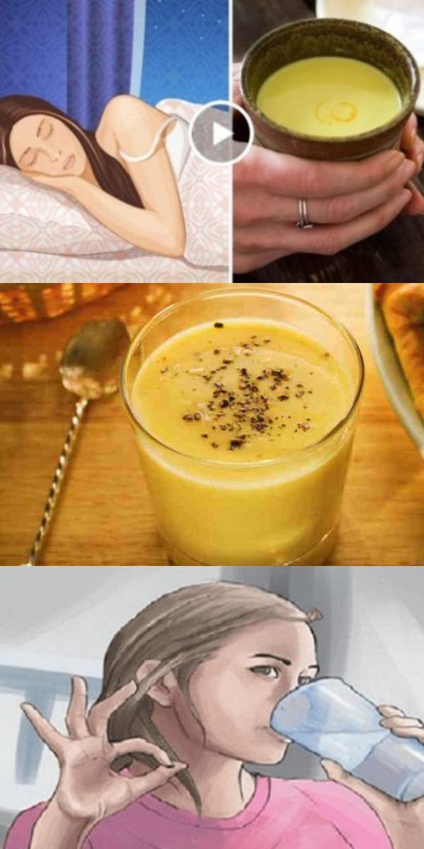 Удали из печени все токсины во время сна! Просто выпей 1 стакан этого чудесного напитка!