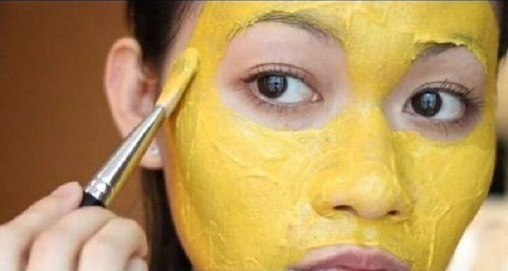 Индийская маска избавит Вас от морщин, пятен, угревой сыпи и акне!