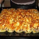 Шикарное блюдо, которое затмит любые блюда из фарша! Рецепт — настоящее объедение!