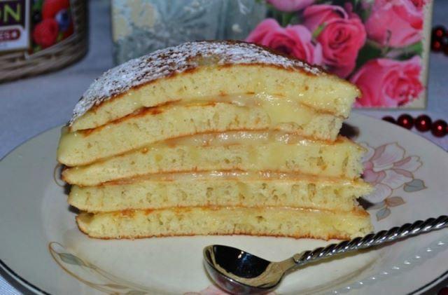 Какой чудесный тортик без духовки!