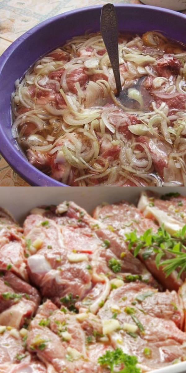 Лучшие рецепты маринадов для шашлыка и барбекю!