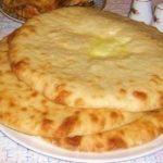 Осетинский пирог по бабушкиному рецепту