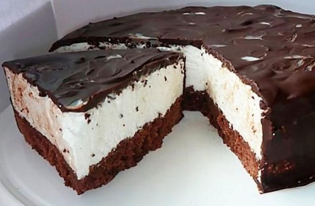 Тортик «Эскимо» — это просто сказка! Ну, Оооочееень нежный на вкус.