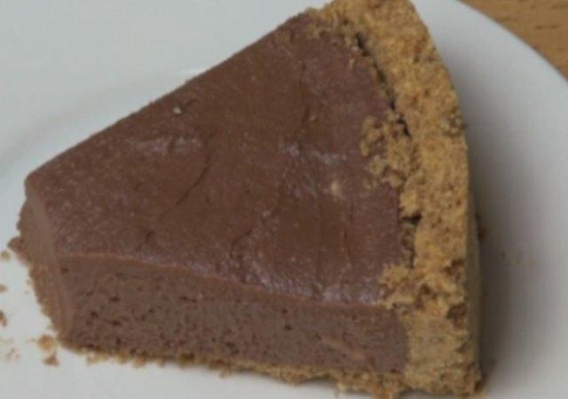 Это торт — неземное лакомство… И его даже не нужно печь!