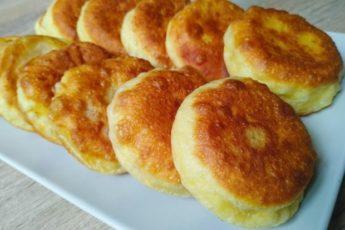 Пирожки на кефире без лепки