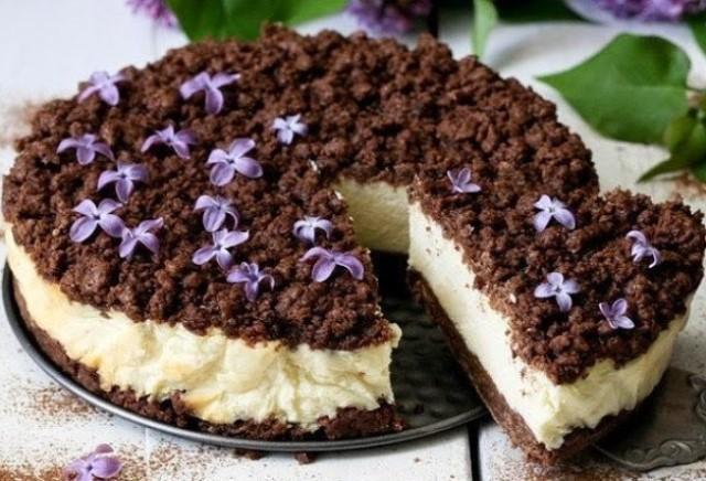 Торфяной пирог- королевская ватрушка с шоколадным вкусом. Самый любимый в нашей семье.