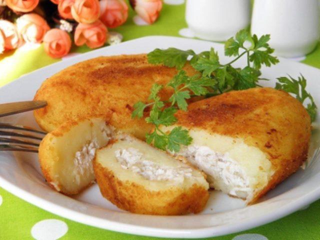 Вкуснейшие зразы. Практически готовое блюдо, не требующее гарнира!