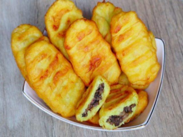 Чудо - штучки из картофеля. Остыть не успеют - съедят МИГОМ!