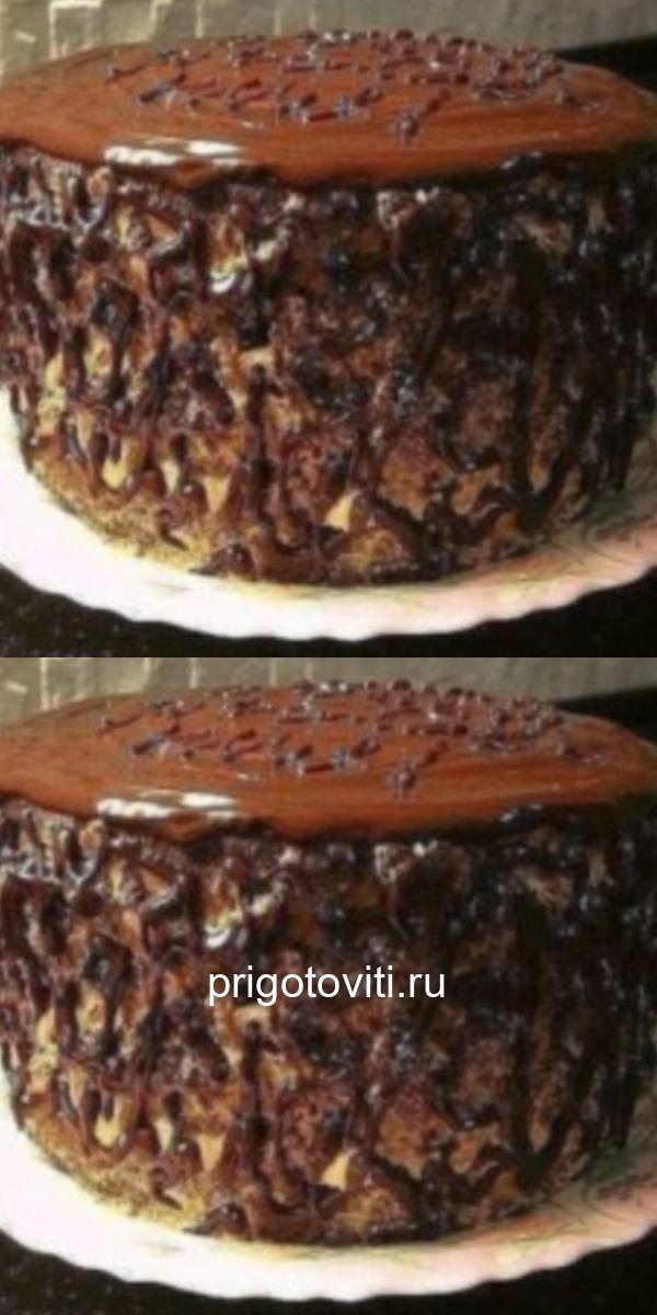 Самая вкусная — ШИФОНОВАЯ ПРАГА! Торт получается с насыщенным шоколадным цветом и вкусом.