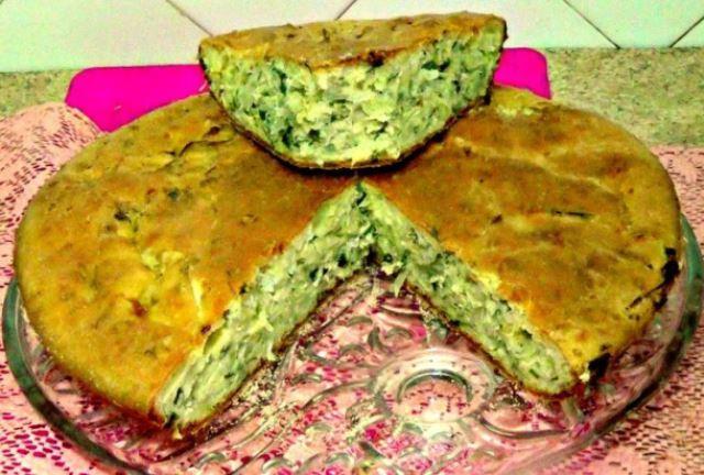 Быстрый капустный пирог с сырой капустой такой нежный, что невозможно остановиться!
