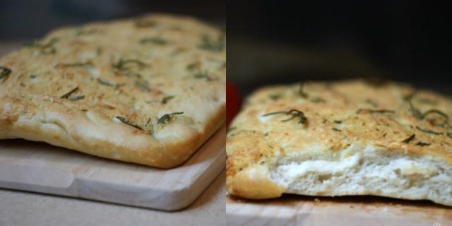 Вкусная итальянская фокачча станет прекрасным дополнением к вашему столу.