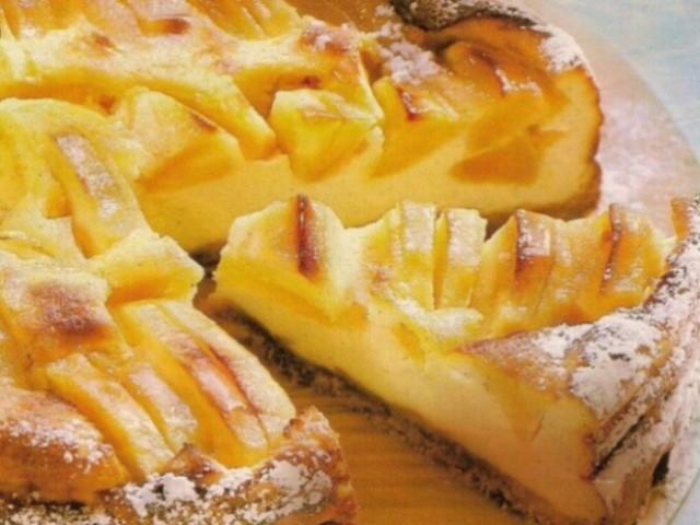 Воздушный, ароматный, нежный пирог с яблоками - просто объедение!