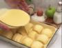 Необычный яблочный пирог! А Вы готовили такую вкусняшку?