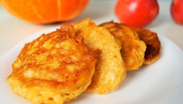 Оладьи из тыквы. Готовим тыквенные оладьи быстро и вкусно по простым рецептам.