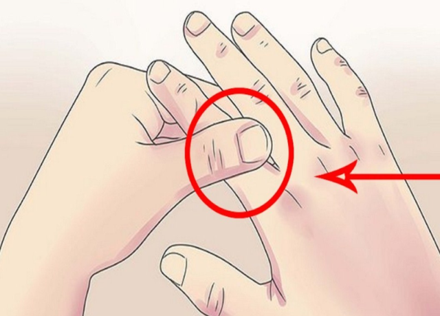 Потирайте свой указательный палец 60 секунд и посмотрите, что случится с вашим телом!