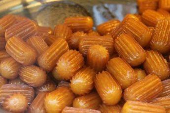 Рецепт обалденной турецкой сладости из заварного теста «Тулумба» 1