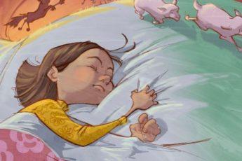 Вот, оказывается, почему не надо желать спокойной ночи — все дело 1